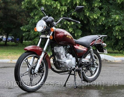 Мотоцикл Skymoto Rise 125, фото 2