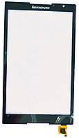 Оригинальный сенсорный экран Lenovo Tab S8-50 черный (тачскрин, стекло в сборе)