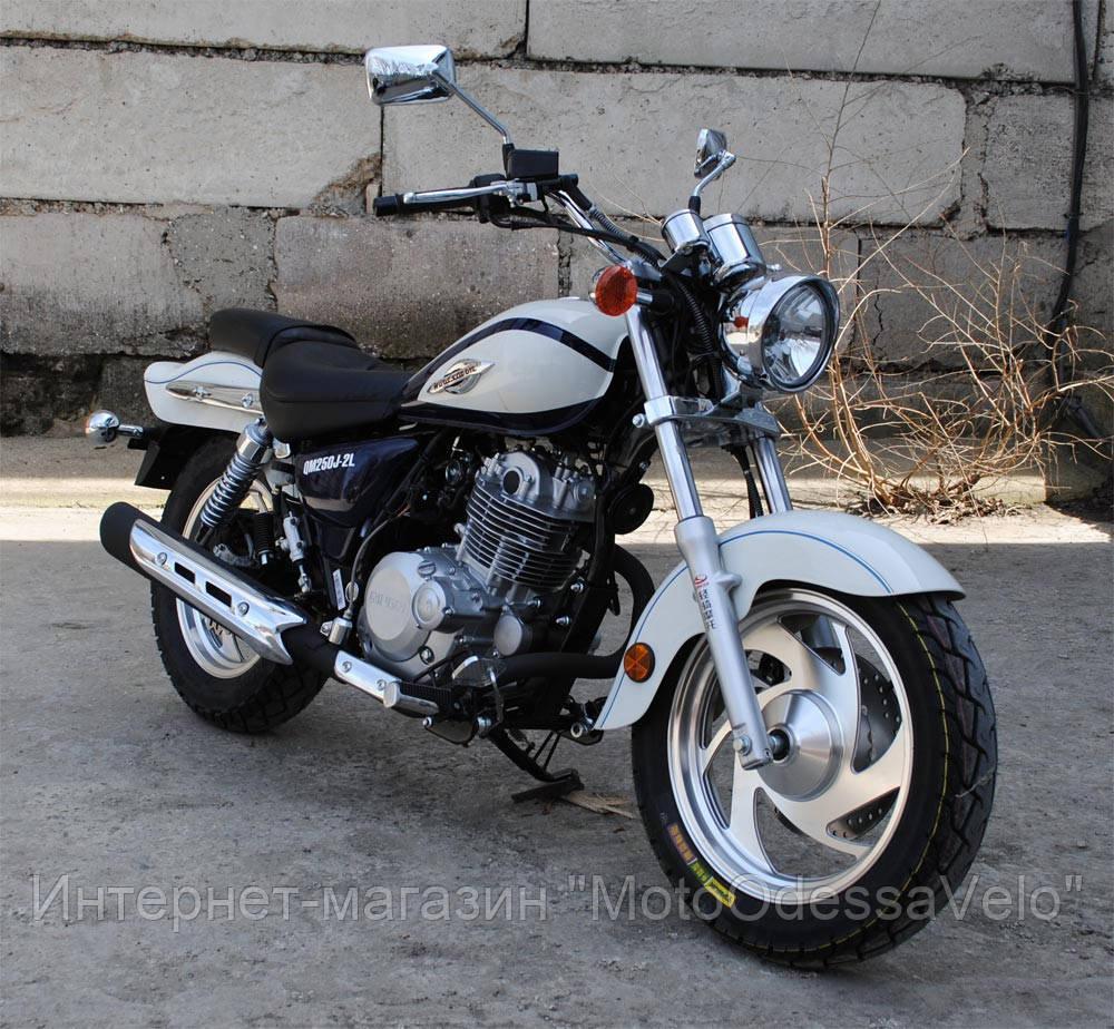Мотоцикл Skymoto Eagle 250 I (инжектор)