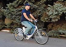 Электровелосипед Vega Eco blue , фото 2