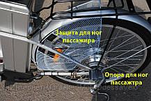 Электровелосипед Vega Eco blue , фото 3