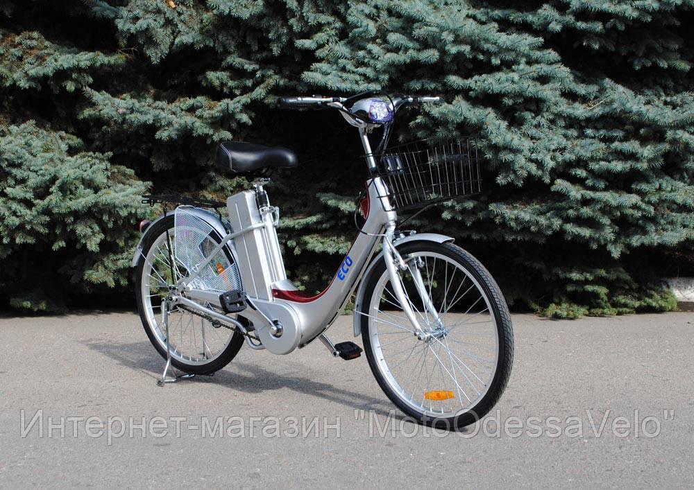 Электровелосипед Vega Eco Red