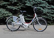 Электровелосипед Vega Eco Red, фото 2