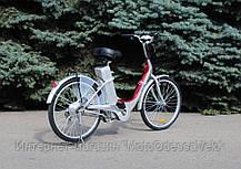 Электровелосипед Vega Eco Red, фото 3