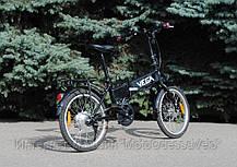 Электровелосипед Vega Mobile black (складной), фото 2