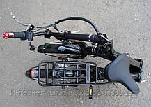 Электровелосипед Vega Mobile black (складной), фото 3