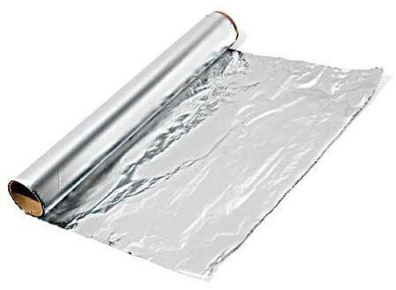 Фольга алюминиевая пищевая 45см х 20м