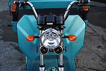 Трицикл Hercules Electro базовый, фото 2