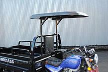 Трицикл Hercules Q1 -200 + козырек, фото 2