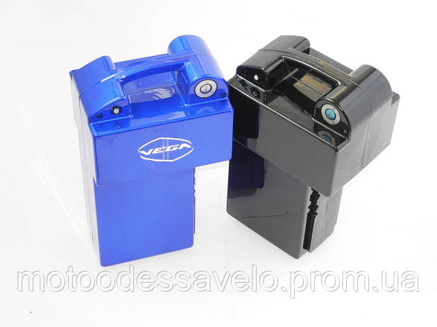 Аккумуляторный ящик на электровелосипед Junior, фото 2