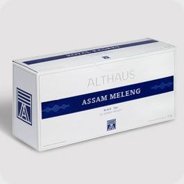 Черный чай Ассам Меленг Althaus фильтр-пак 80 г