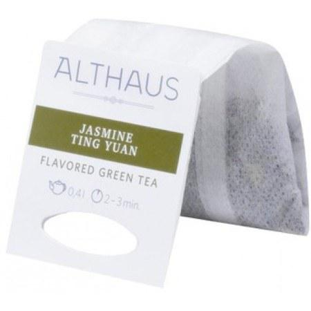 Зеленый чай Жасмин Тинг Юань Althaus фильтр-пак 80 г