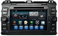 Штатная Магнитола PRADO 120 Toyota Land Cruiser GPS DVD USB AUX Mp3 TV Прадо