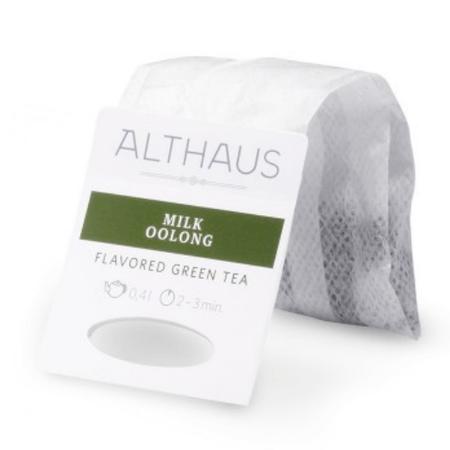 Чай улун Молочный улун Althaus фильтр-пак 80 г