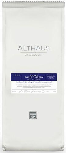 Черный чай Свит Рози O'Грэйди Althaus 250 г