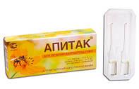 Апитак для лечения варроатоза пчел, 2 ампулы по 1 мл (40 доз)