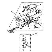 Воздушный фильтр на квадроцикл  Speed gear  fors  400