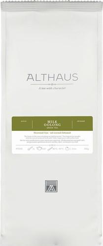 Чай улун Молочный улун Althaus 250 г