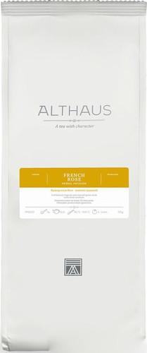 Травяной чай Французская роза Althaus 250 г