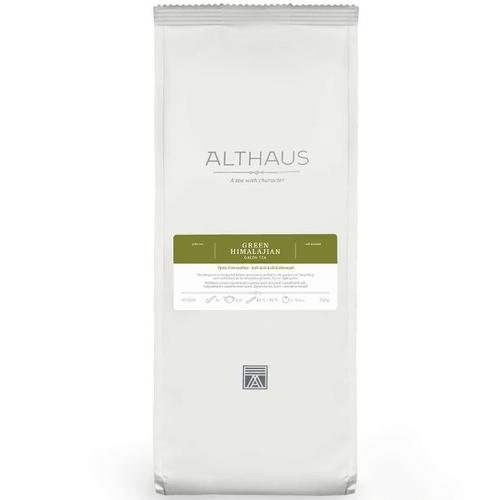 Зеленый чай Гималайский Althaus 250 г