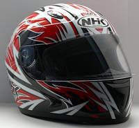 NHK 308 Y8 AXIS Black red