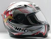 NHK N1200 Y9 Zion black red