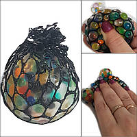 Мяч Антистрессовый с гидрогелем Бэби, фото 1