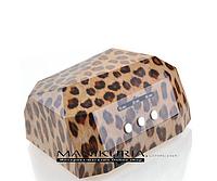 Светодиодная LED лампа (CCFL & LED) 36W комбинированная, леопард