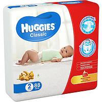 Подгузники Huggies Classic 2 3-6 кг 88 шт