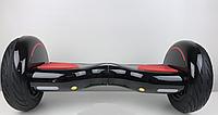 Гироборд Smart balance wheel 10.5 дюймов черный глянец