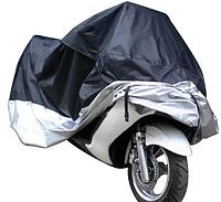 Моточехол Delux для скутера XL 194x96x140 см