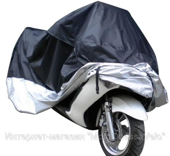 Моточехол Delux для скутера L 154x82x112 см