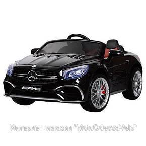 Электромобиль Mersedes AMG S черный, фото 2