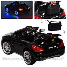 Электромобиль Mersedes AMG S черный, фото 3