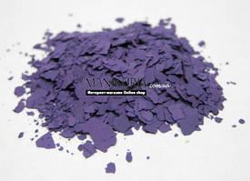 Моро-мраморные кусочки для дизайна ногтей, светло - фиолетовый