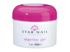 Гель Star Nail 30 ml прозрачно- розовый