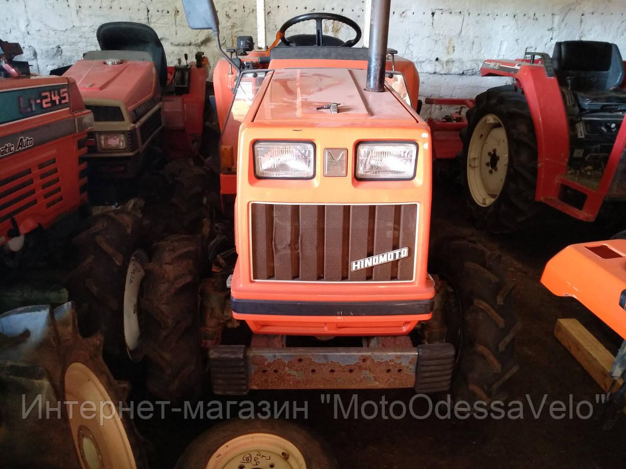 Мини трактор Hinomoto N-239 4wd