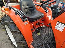 Мини трактор Kubota Saturn x20 4wd , фото 3