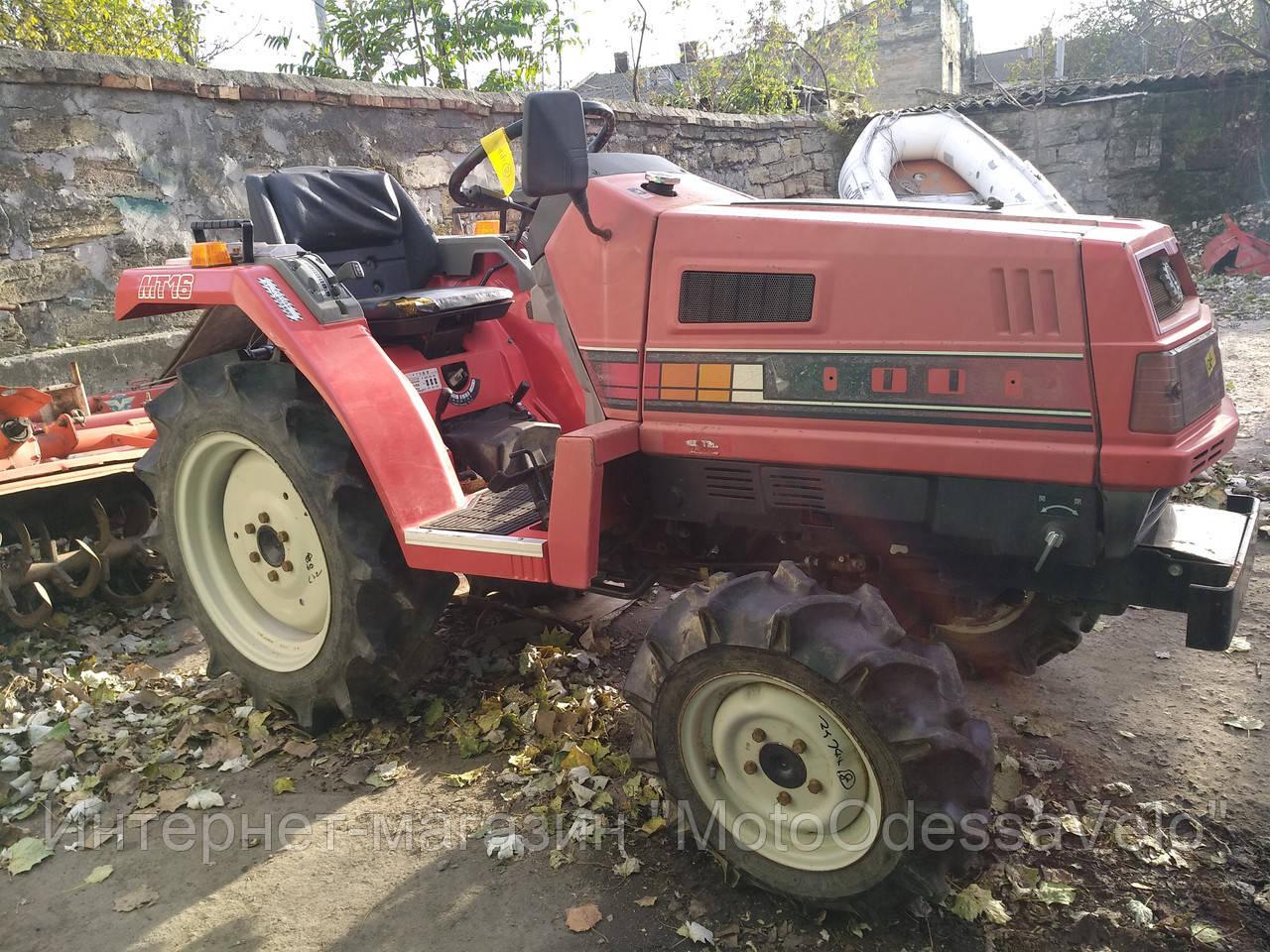 Мини трактор Mitsubishi MT-16D 4wd