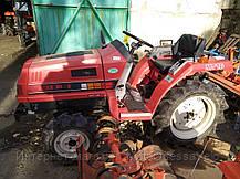 Мини трактор Mitsubishi MT-16D 4wd , фото 3