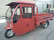 Трицикл Hercules Electro PK-4 с кабиной, фото 2