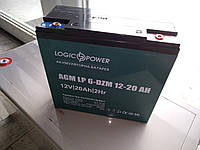 Аккумулятор для электровелосипеда Logic Power 6-DZM-20