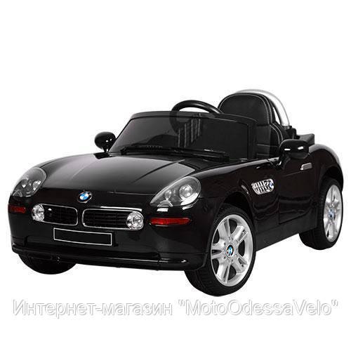 Электромобиль BMW Z8 черный
