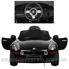 Электромобиль BMW Z8 черный, фото 3