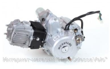 Двигатель 110 cc Alpha/Delta MT110-2B МКПП, фото 2