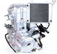 Двигатель 250сс МКПП жидкостное охлаждение