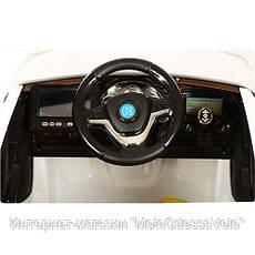 Электромобиль Land Cruiser белый, фото 3