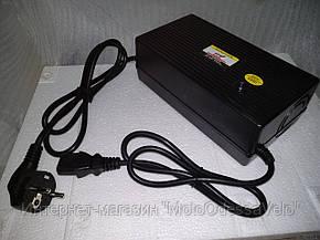 Зарядное устройство 60v 5.5A, фото 2