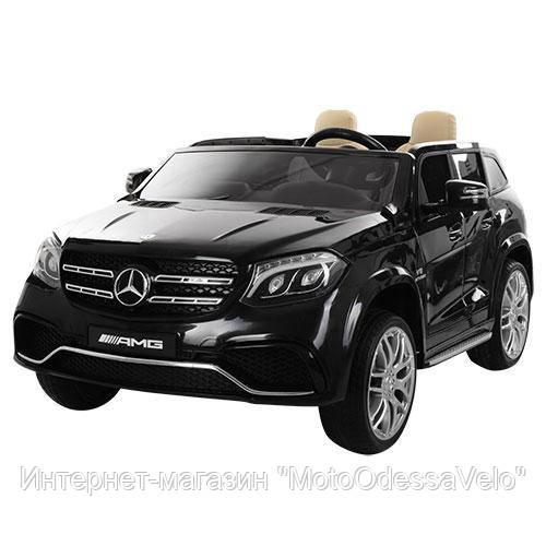 Электромобиль Mersedes AMG R черный