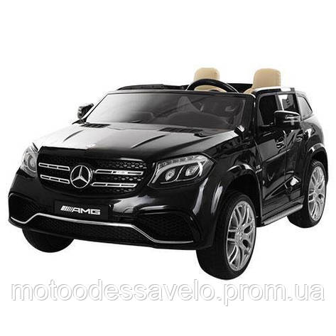 Электромобиль Mersedes AMG R черный, фото 2
